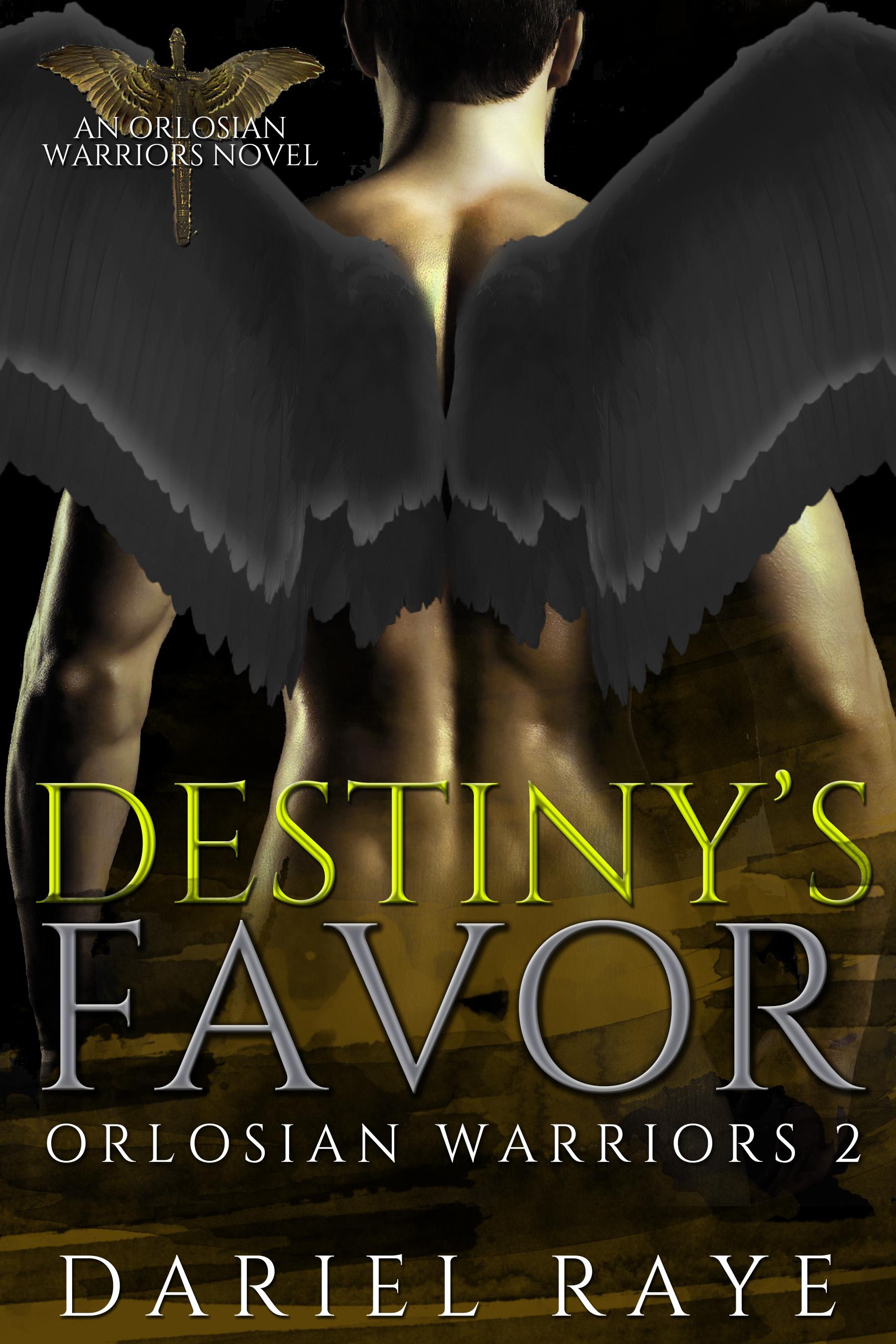 """""""Destiny's Favor"""" Trailer. """""""
