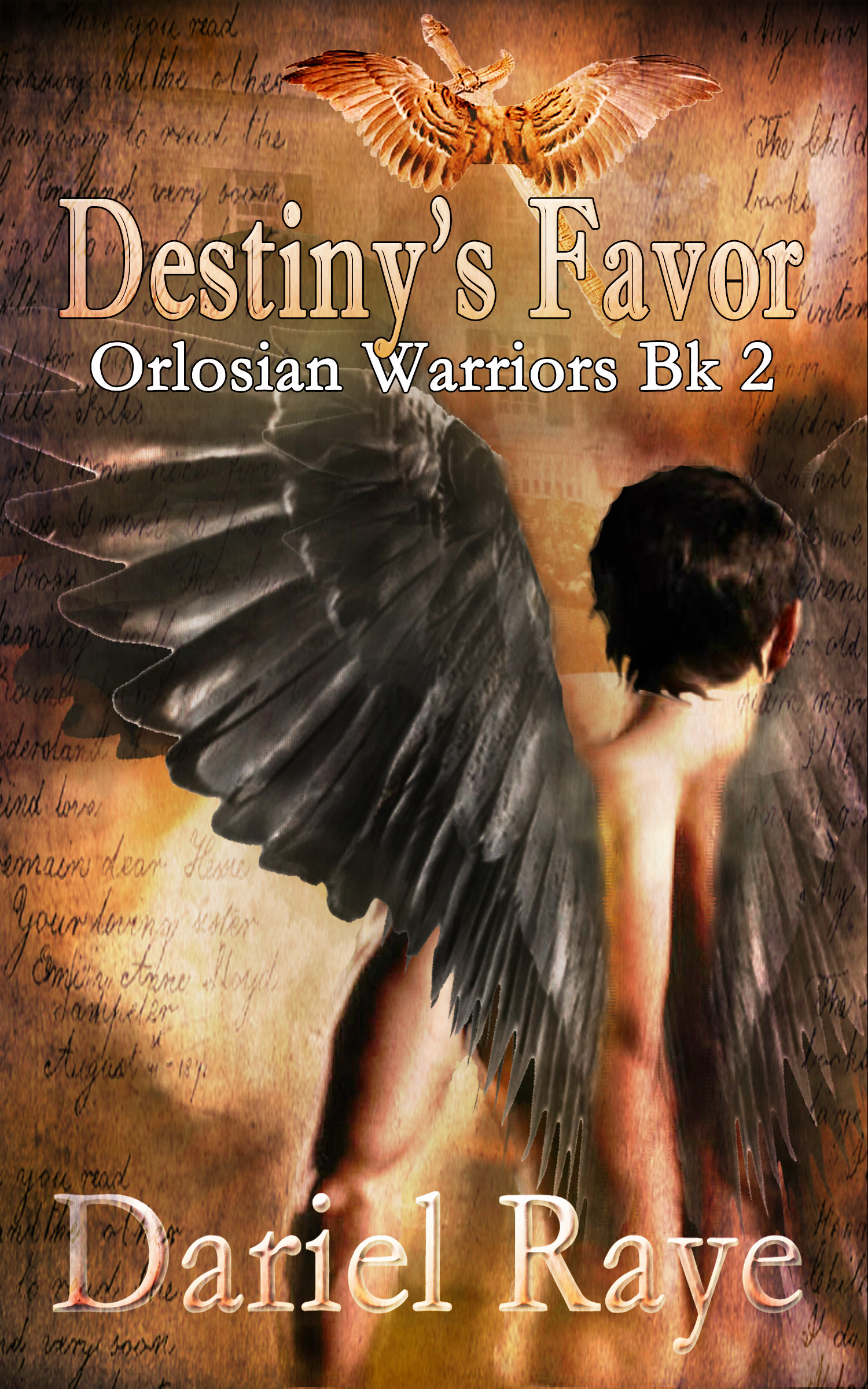 Destiny's Favor: Orlosian Warriors Bk.2