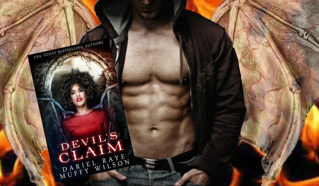 """Devil's Claim"" Mega Excerpt: 36-Page Sample"
