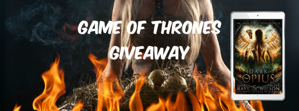"""Game of Thrones"" Fandom Summer Fantasy Giveaway"