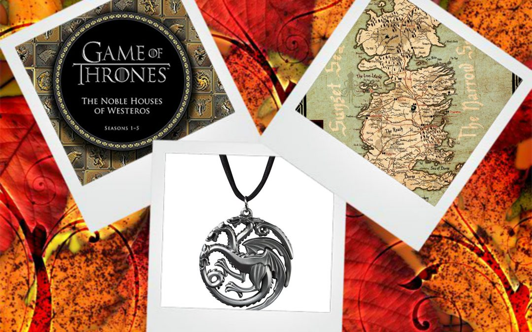 Game of Thrones Fandom Summer Fantasy Giveaway Winners