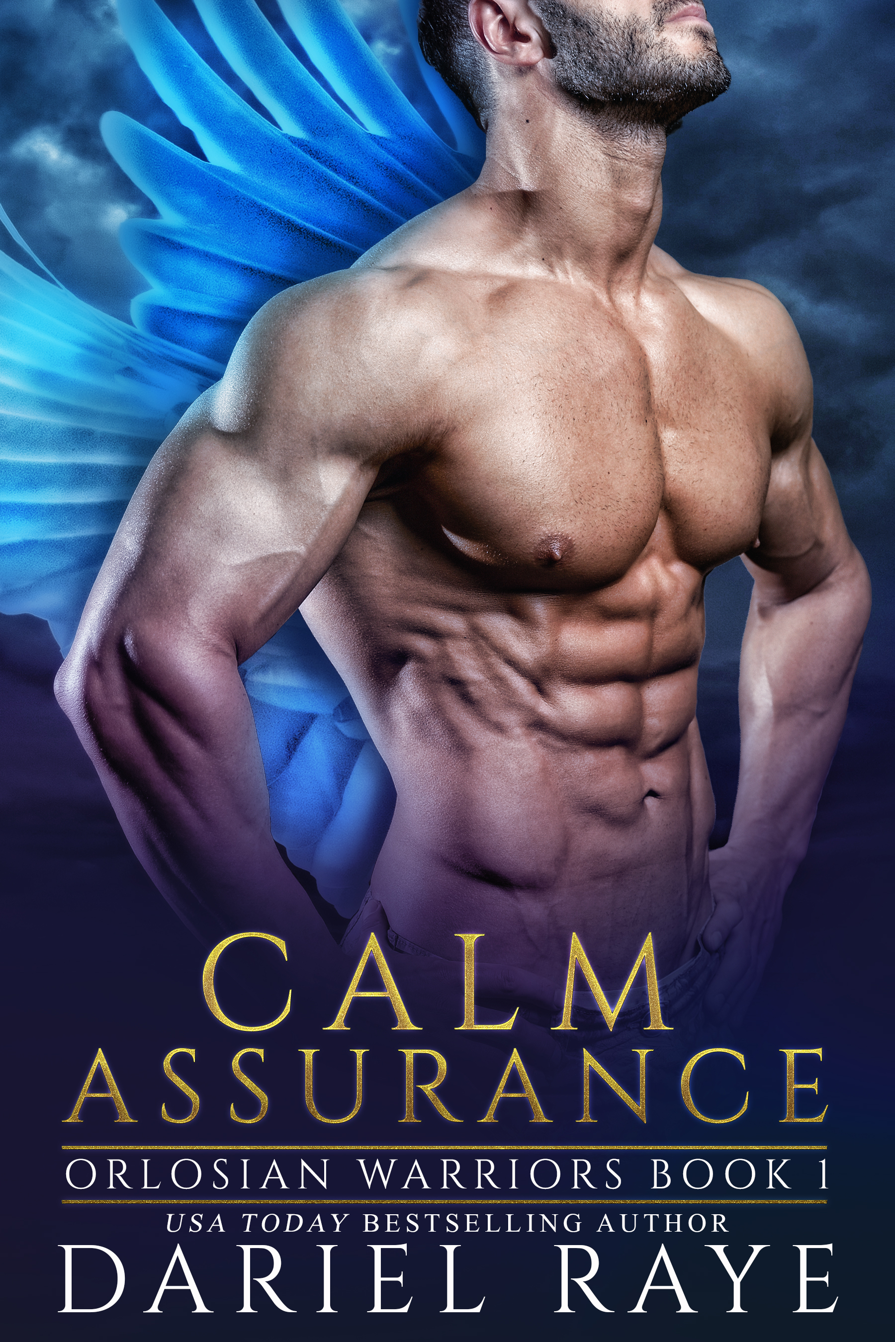 Calm Assurance: Orlosian Warriors Bk.1