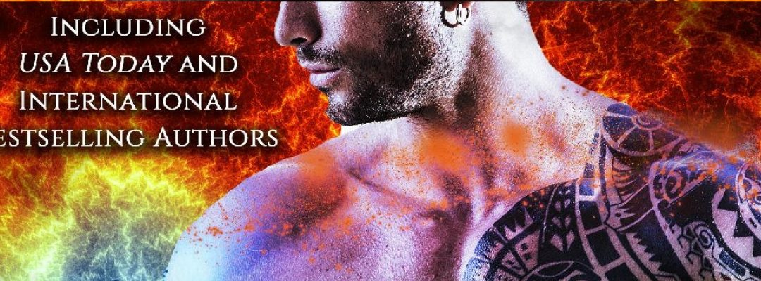 "Woot! It's Release Day for ""A Darker Shade of Evil: A Demon and Devil Anthology"""
