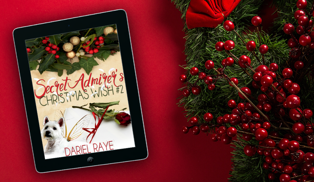 Secret Admirer's Christmas Wish Sales and Giveaways