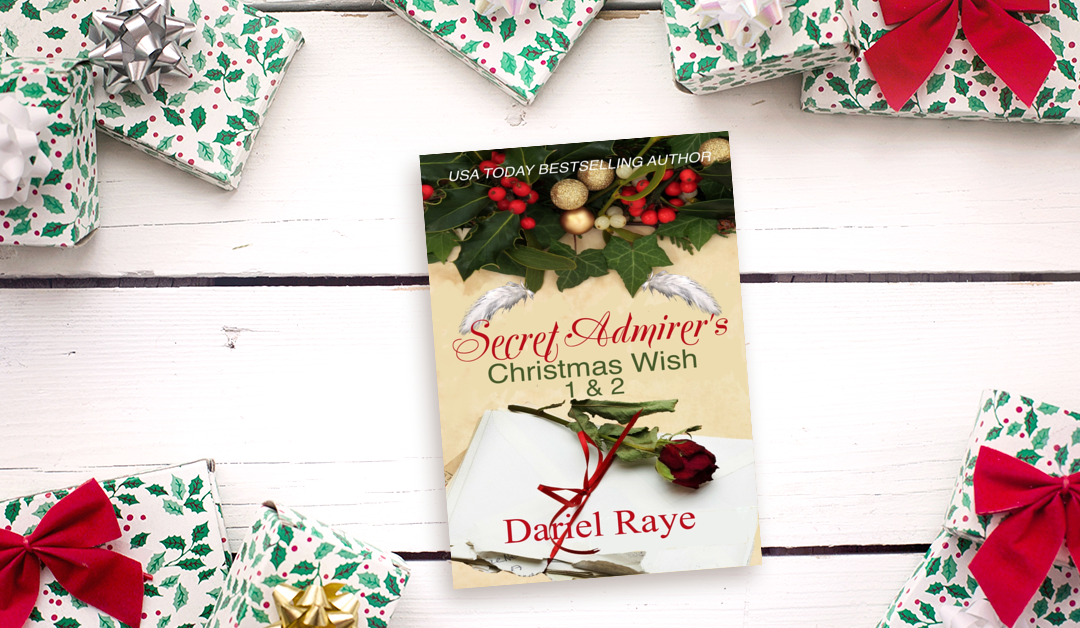 "Win a Signed Paperback Gift Basket: ""Secret Admirer's Christmas Wish"""