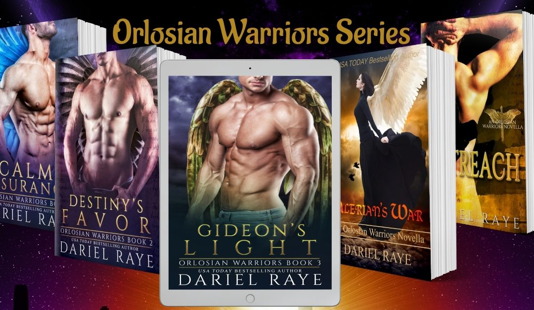 #MFRWhooks: Orlosian Warriors Limited Edition Boxed set